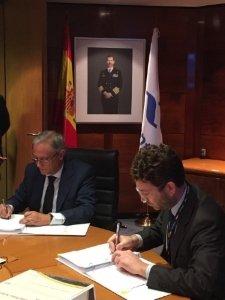 SAES firma contrato con Thales