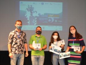 Ganadores Ocean Hackaton Cartagena 2020