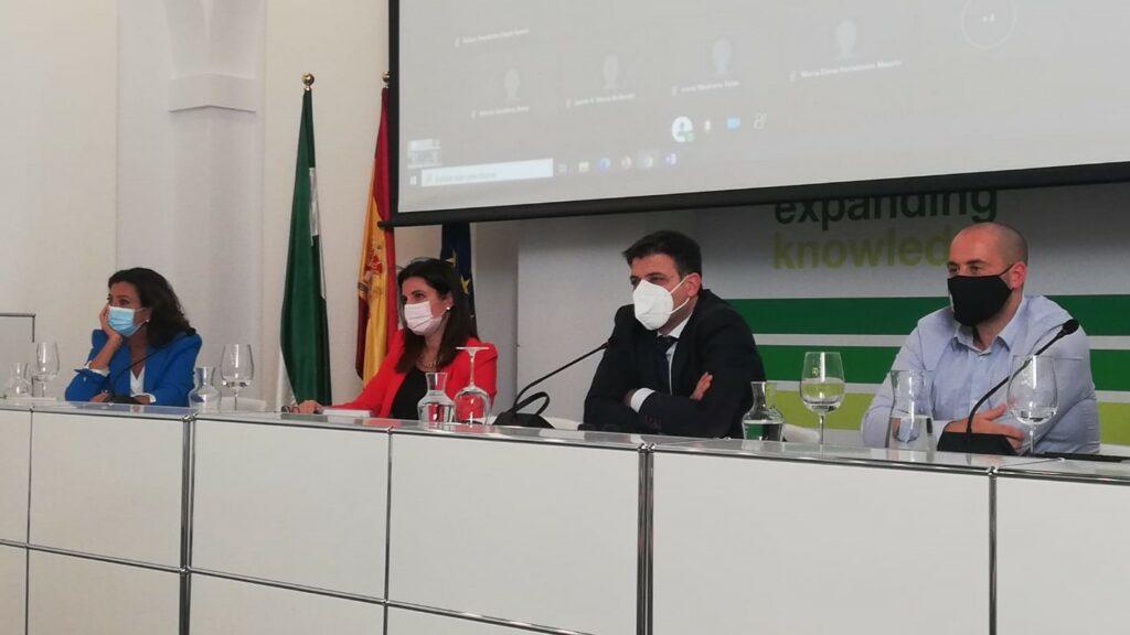 SAES en Curso de defensa de la Universidad Internacional de Andalucia